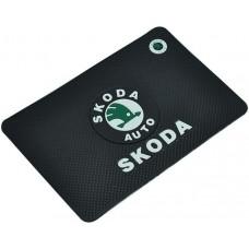 Коврик на панель Skoda