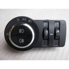Кнопка ПТФ Chevrolet