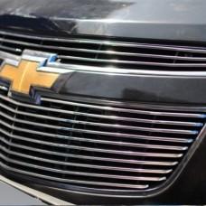 Накладки на решетку радиатора Chevrolet Cruze (09-12)