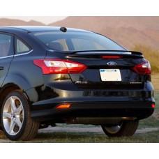 Спойлер Ford Focus 3 седан