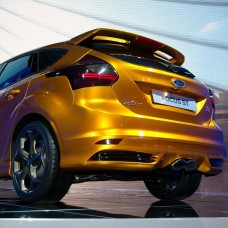 Спойлер Ford-Focus-3 хетчбек
