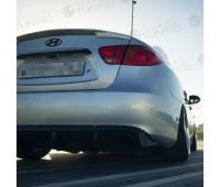 Спойлер Hyundai Elantra 4 HD