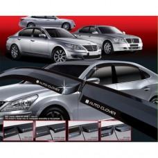 Дефлекторы окон Autoclover Hyundai Sonata 4 EF New
