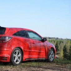 Пороги Opel Astra H GTC (2004-2015)