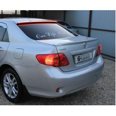 Спойлер Toyota Corolla 140 150