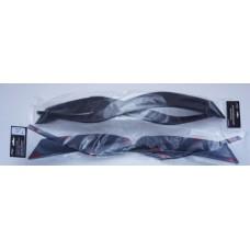 Реснички на фары Chevrolet-Cobalt 2013~