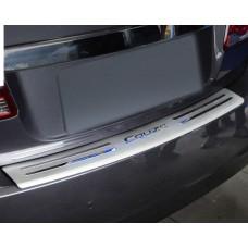 Накладка заднего бампер Chevrolet-Cruze седан v1