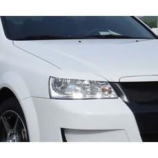 Накладки на фары Chevrolet Lacetti седан-универсал