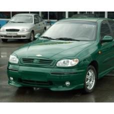 Накладки на фары Chevrolet Lanos, ZAZ Chance, Sens