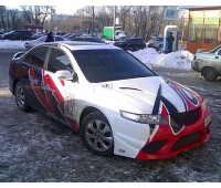 Капот Honda Accord 7