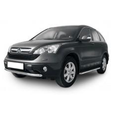 Защита переднего бампера Honda-CR-V (2009) d57