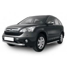 Защита переднего бампера Honda-CR-V (2009) d76