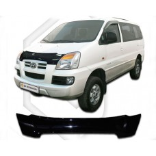Дефлектор капота CА-Plastic Hyundai-H1 (04-07)