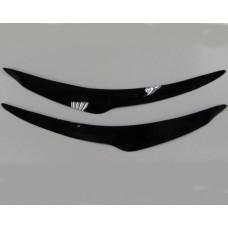 Реснички на Фары - Kia Cee'd 2012 г.