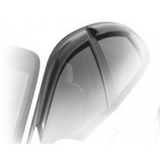 Ветровики SkyLine Kia Rio 5D HB 2011-