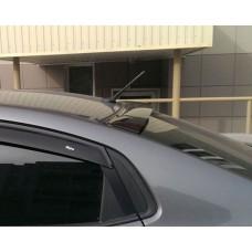 Козырек зад стекла - Kia Rio III седан 2011 г.