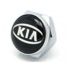 Болты крепления номера Kia