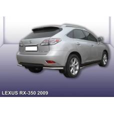 Уголки LEXUS RX-350 (2009) d57