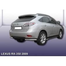 Уголки LEXUS RX-350 (2009) d76