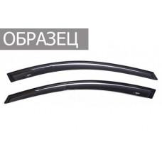 Дефлекторы боковых окон OPEL Astra J 3дв. хэтчбек 2012~